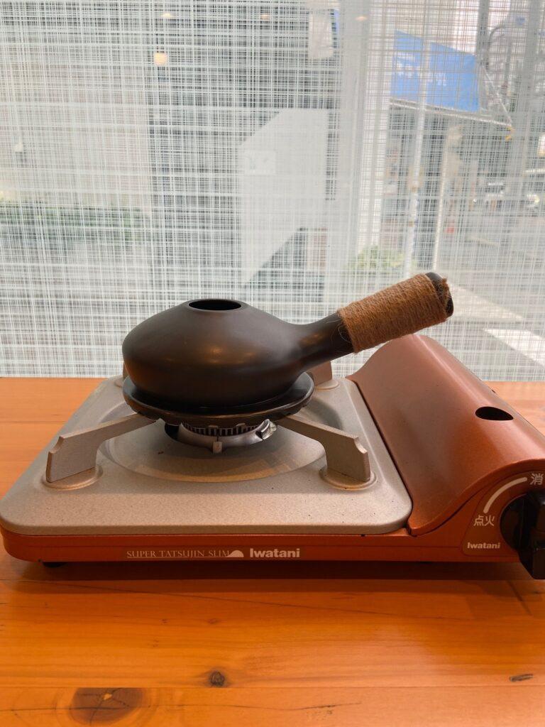 珈琲豆焙煎器具「匠」