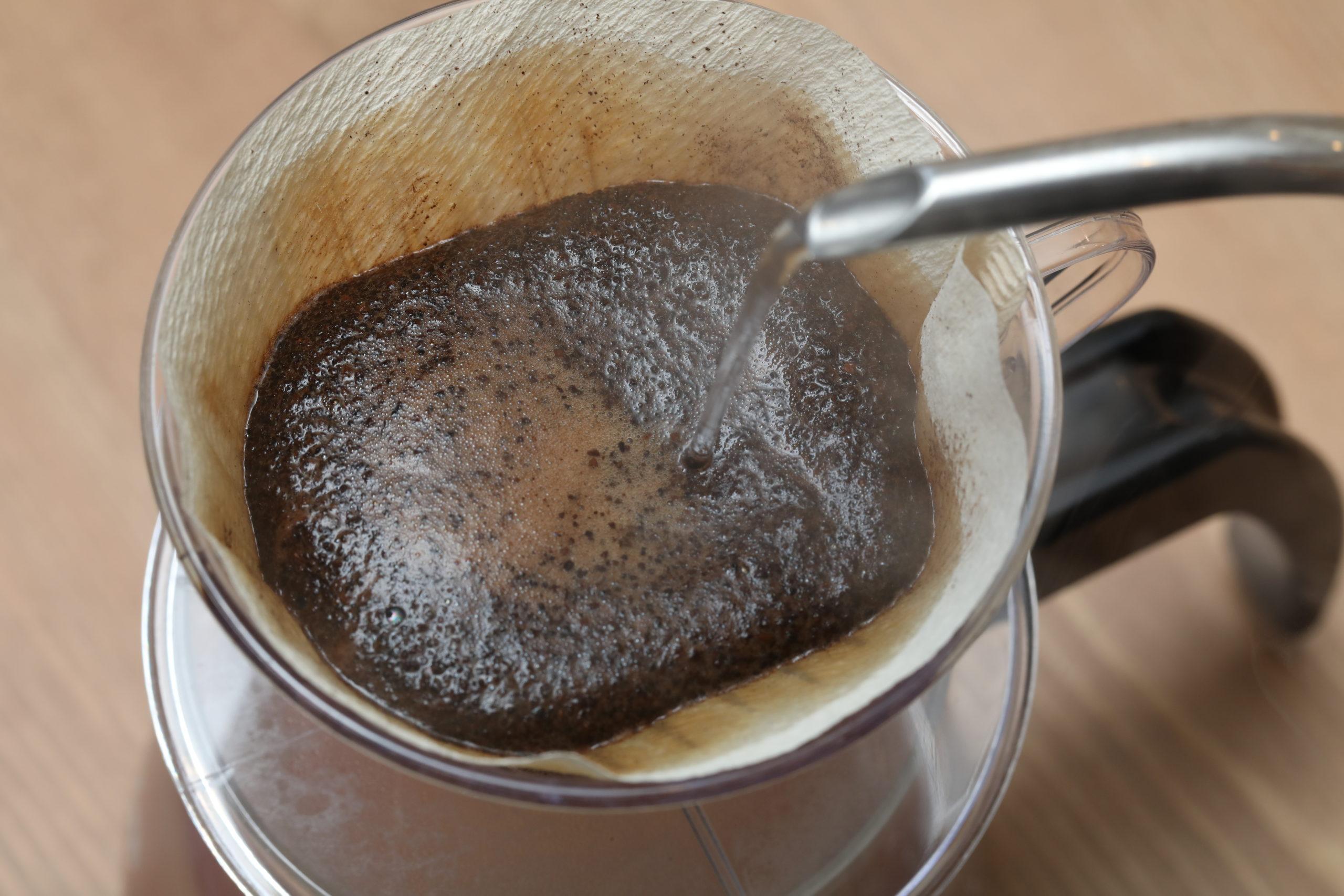 コーヒー焙煎教室を開催しています